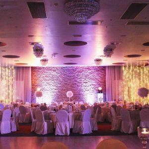 izgled svadbene dvorane, sale za svadbe u restoranu Taverna Kraljevec