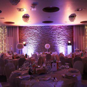 izgled sale za svadbe Velika dvorana u Taverni Kraljevec
