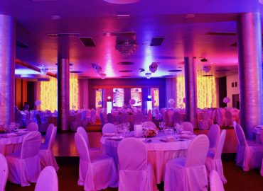velika dvorana, sala za svadbe u restoranu Taverna Kraljevec